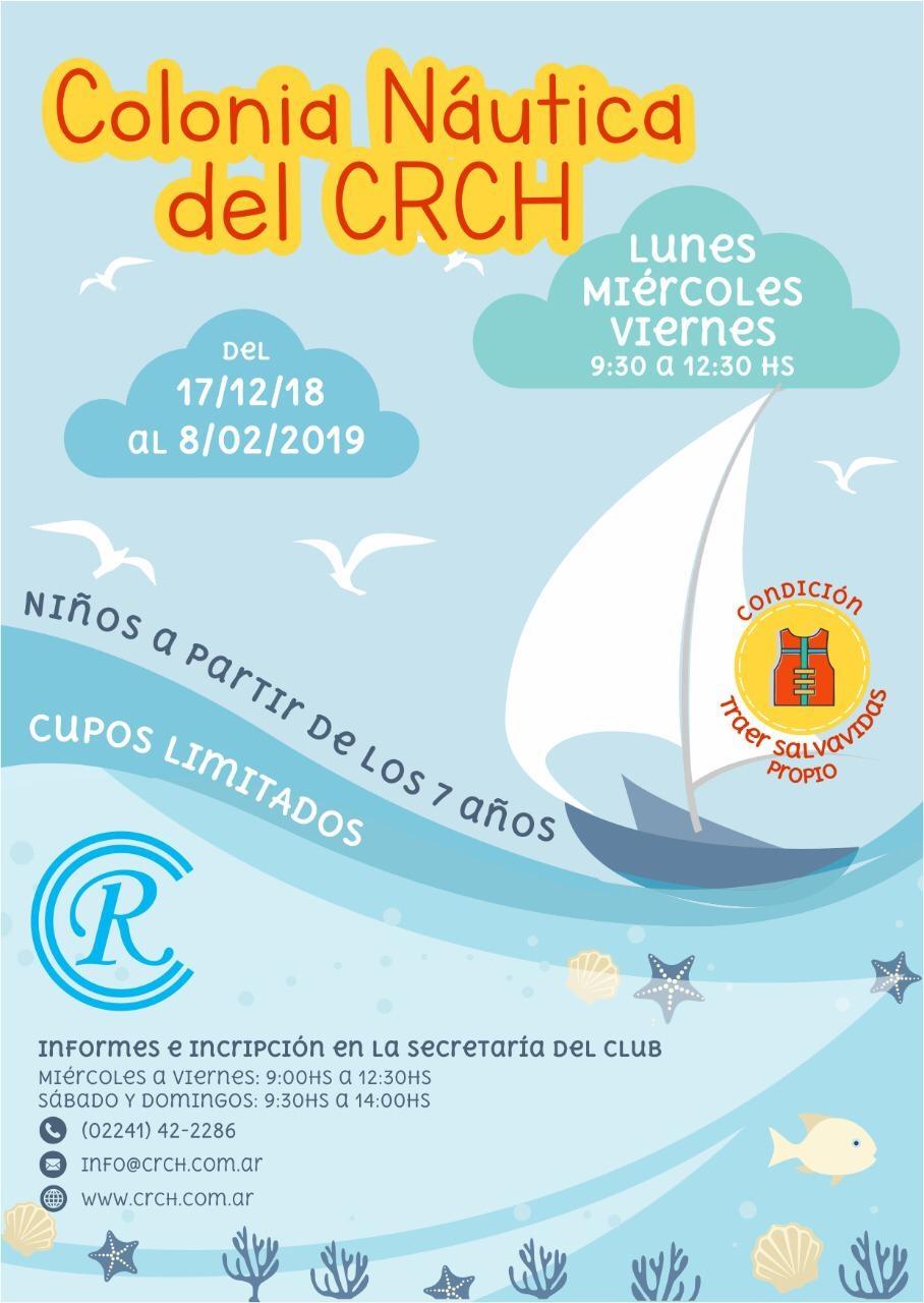 Colonia Náutica CRCH