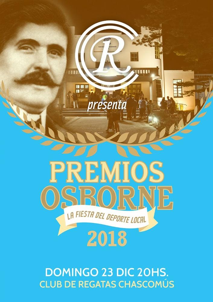 Premios S. Osborne 2018