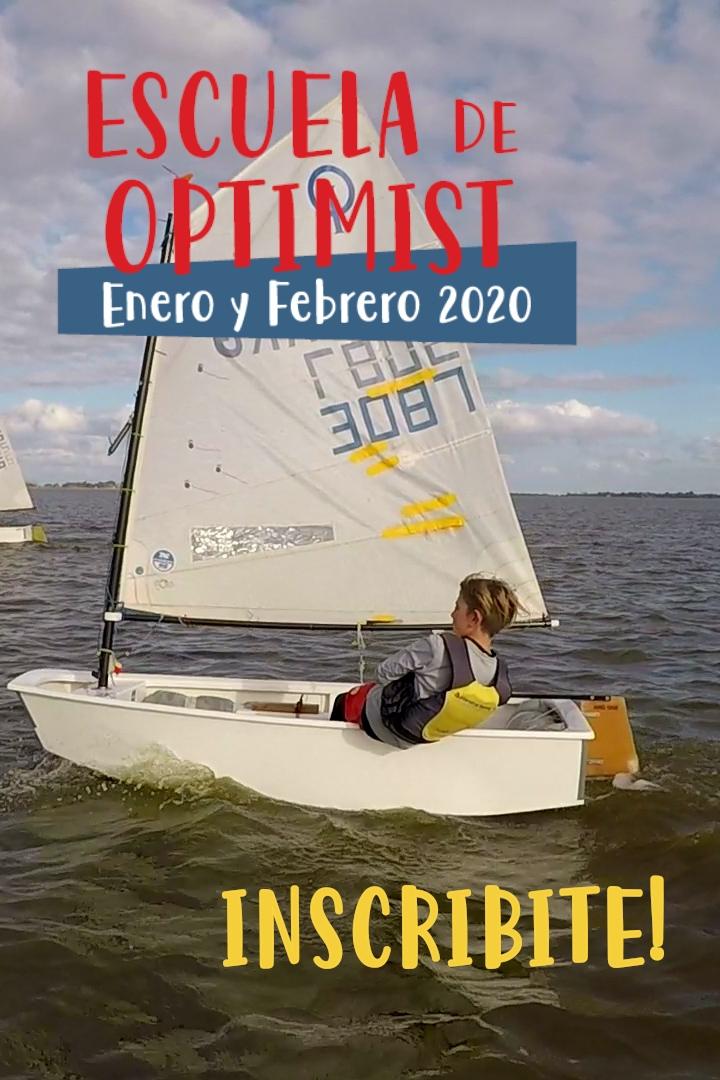 Escuela de Optimist
