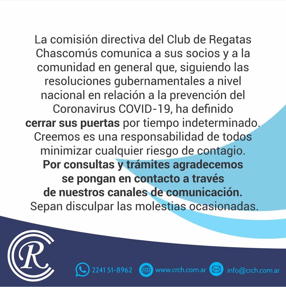 CLUB CERRADO