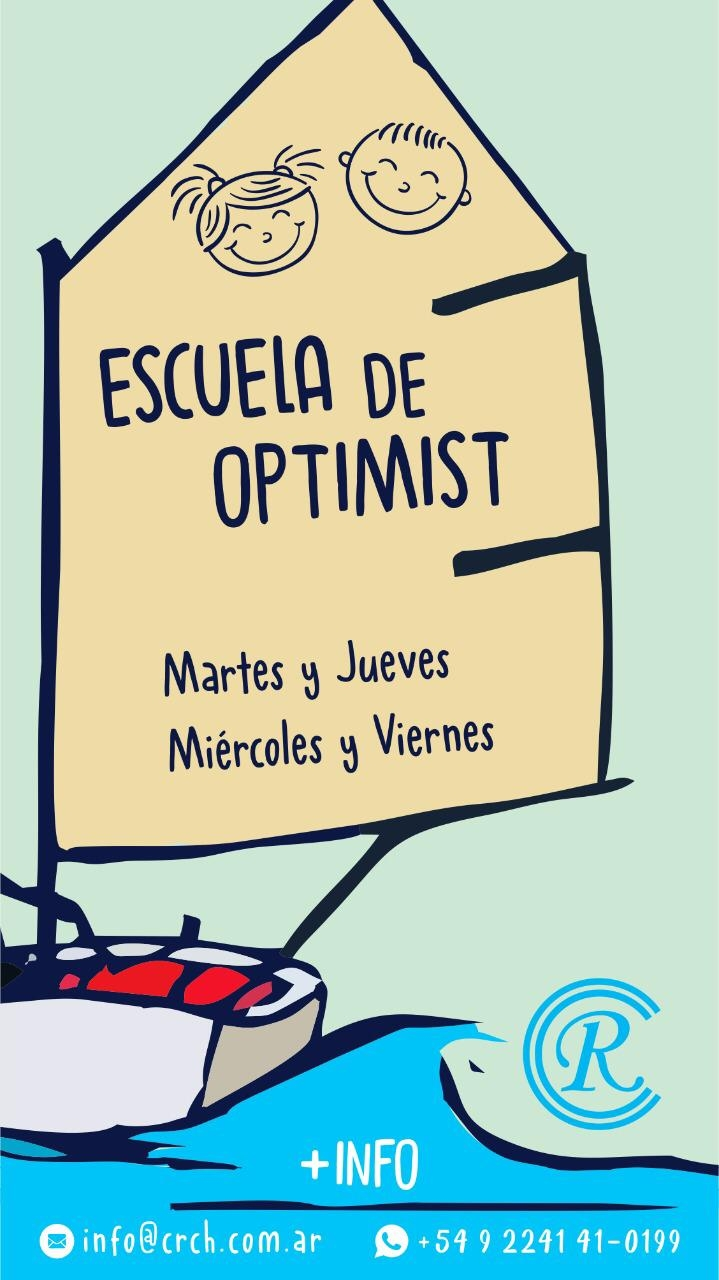ESCUELA DE OPTIMIST 2020 / 2021